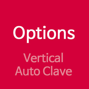 Options (Vertical Auto Clave)